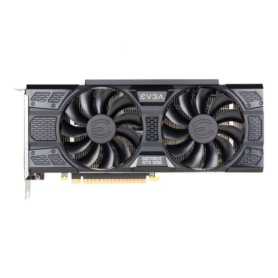 EVGA GeForce GTX 1050 FTW GAMING ACX 3.0 &#45 NVIDIA GTX1050 &#45 2GB GDDR5 - PCI Express 3.0 x16