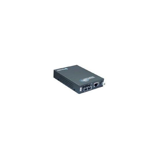 TRENDnet TFC-1000S20 - fibermedieomformer - GigE