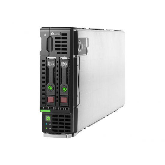 HPE ProLiant BL460c Gen9 Base - indstikningsmodul - Xeon E5-2640V3 2.6 GHz - 32 GB - 0 GB