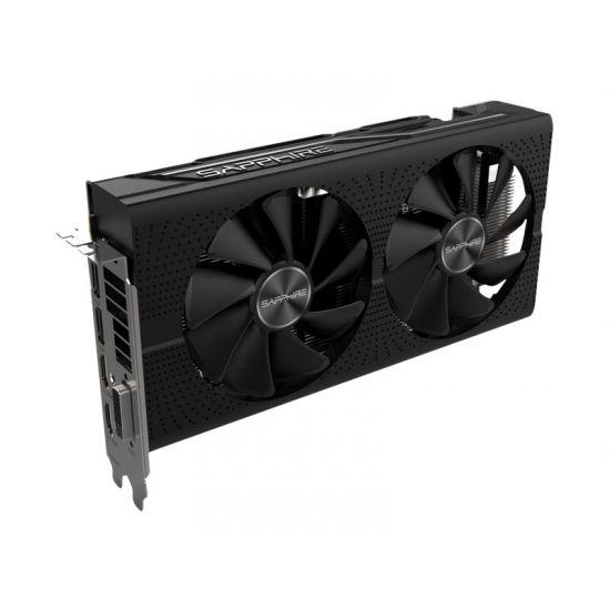 Sapphire Pulse Radeon RX 580 &#45 AMD Radeon RX580 &#45 8GB GDDR5 - PCI Express 3.0 x16