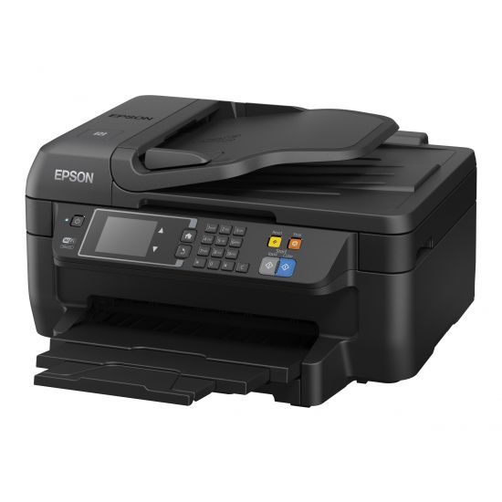 Epson WorkForce WF-2760DWF - multifunktionsprinter (farve)