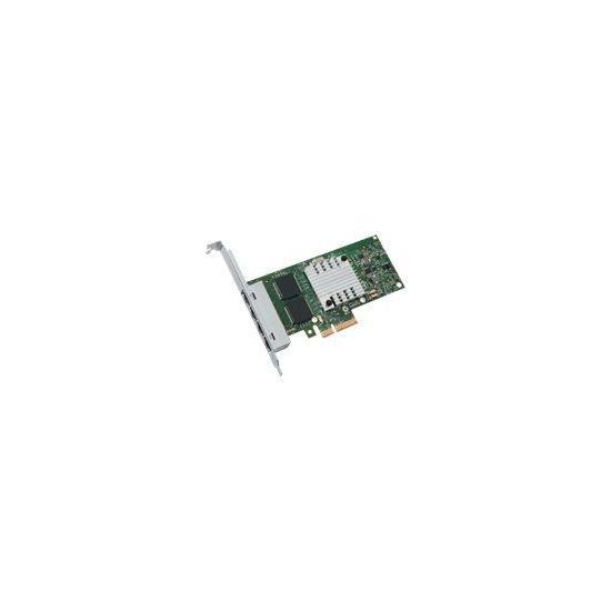 Intel Ethernet Server Adapter I340-T4 - netværksadapter