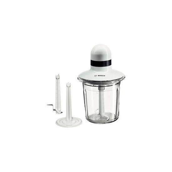 Bosch MMR15A1 - hakkemaskine - anthracit/hvid