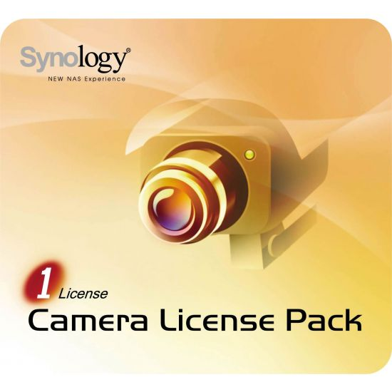 Synology Camera License Pack - licens