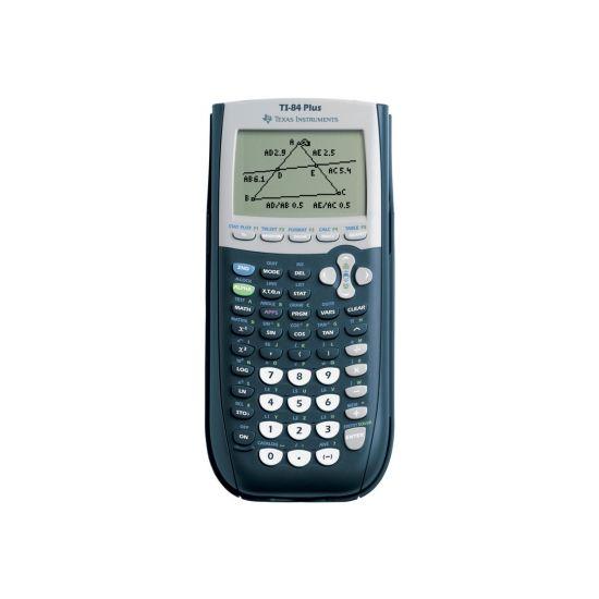 Texas Instruments TI-84 Plus - grafisk regnemaskine