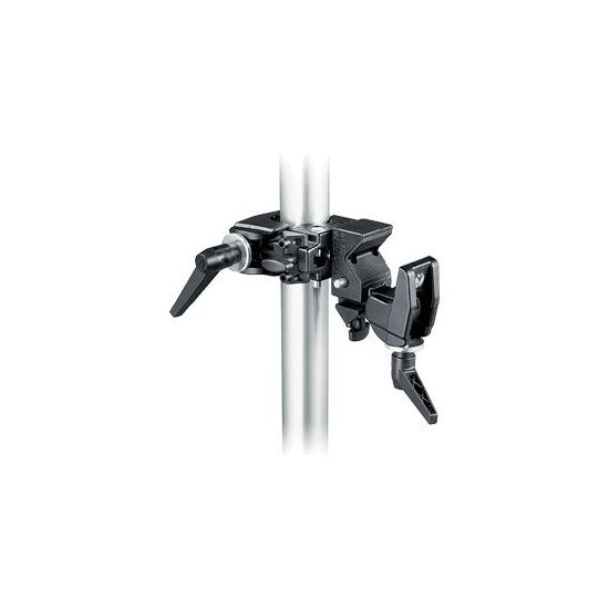 Manfrotto 038 DOUBLE SUPER CLAMP - monteringsklemme