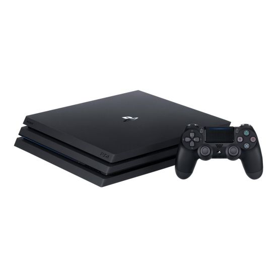 Sony PlayStation 4 Pro - Spilkonsol - 1 TB HDD - jet black