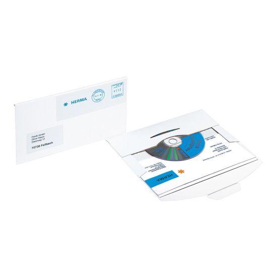 HERMA CD-PostPack - CD-kuvert