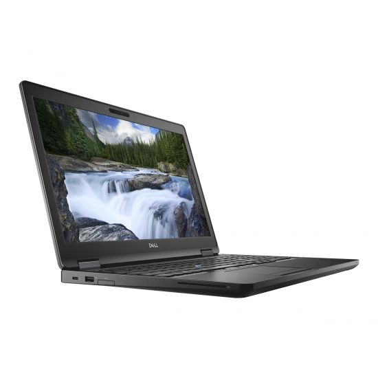 Dell Latitude 5591 - Intel Core i7 (8. Gen) 8850H / 2.6 GHz - 16 GB DDR4 - 512 GB SSD - (M.2) SATA - NVIDIA GeForce MX130 - 15.6""