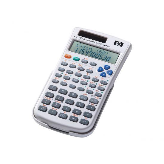 HP 10s - videnskabelig regnemaskine