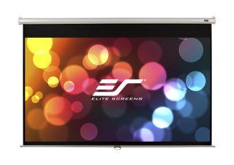 Elite Screens Manual Series M119XWS1
