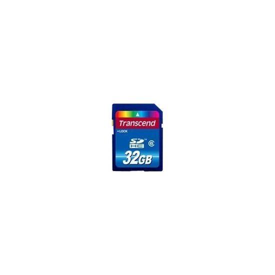 Transcend - flashhukommelseskort - 32 GB - SDHC