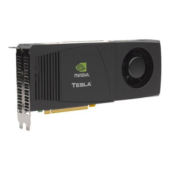 NVIDIA Tesla C1060 - GPU beregningsprocessor - Tesla C1060 - 4 GB
