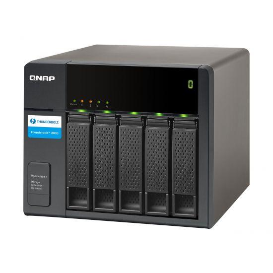 QNAP TX-500P - harddisk-array