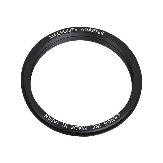 Canon Macrolite 72C - blitz-adapter