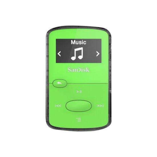 SanDisk Clip Jam - digital afspiller