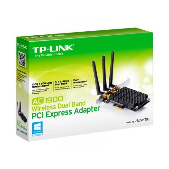 TP-Link Archer T9E - netværksadapter