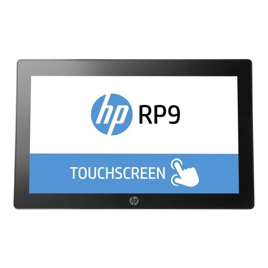 "HP RP9 G1 Retail System 9015 - alt-i-én - uden CPU - 0 GB - 0 GB - LED 15.6"""