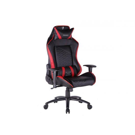 Tesoro TS-710-RD Zone Balance Gaming Chair Red