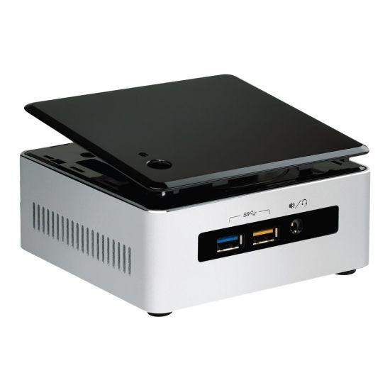 Intel Next Unit of Computing Kit NUC5I7RYH - mini PC - Core i7 5557U 3.1 GHz - 0 MB - 0 GB