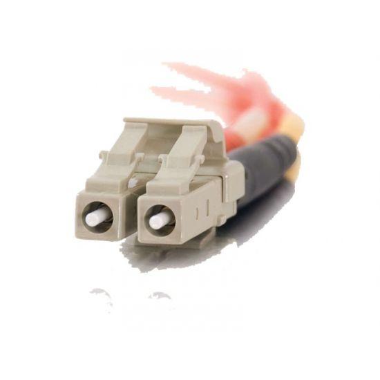 C2G Low-Smoke Zero-Halogen - patchkabel - 10 m - orange