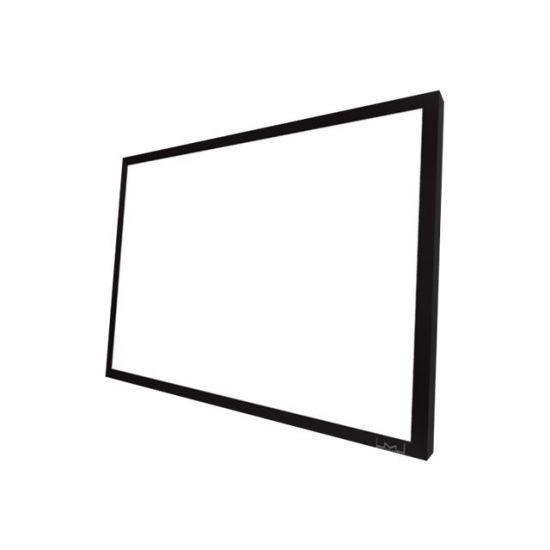 Multibrackets M Framed Projection Screen Deluxe - projektionsskærm - 100 tommer (254 cm)