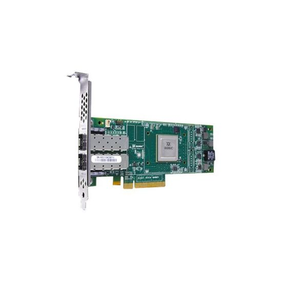 HPE StoreFabric SN1100Q 16Gb Dual Port - vært bus adapter
