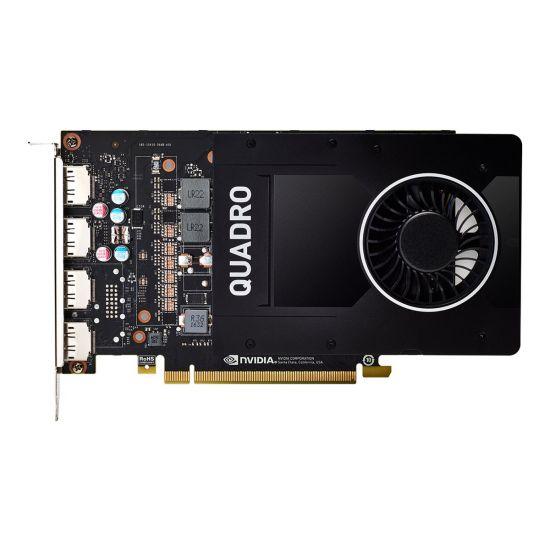 NVIDIA Quadro P2000 &#45 NVIDIA QuadroP2000 &#45 5GB GDDR5 - PCI Express 3.0 x16
