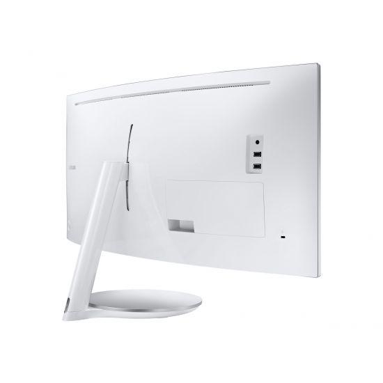 "Samsung CF79 Series C34F791WQU &#45 LED-Skærm 34"" VA 4ms"