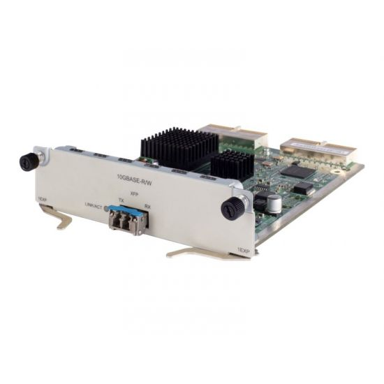 HPE - XFP transceiver modul - 10 GigE