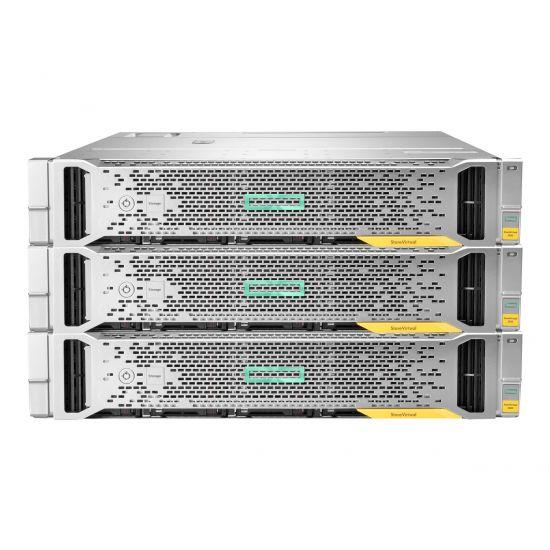 HPE Hyper Converged 380 3 Node VDI Small Kit - rack-monterbar - Xeon E5-2650V3 2.3 GHz - 256 GB - 9.8 TB