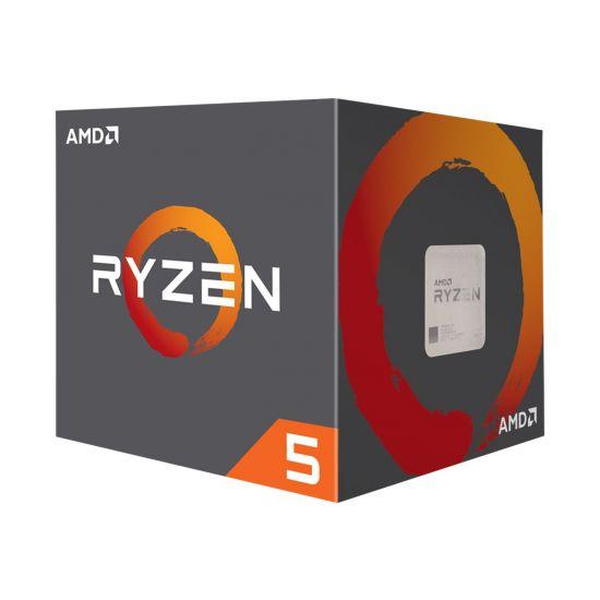AMD Ryzen 5 2600X / 3.6 GHz Processor - AM4