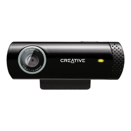 Creative Live! Cam Chat HD - webkamera