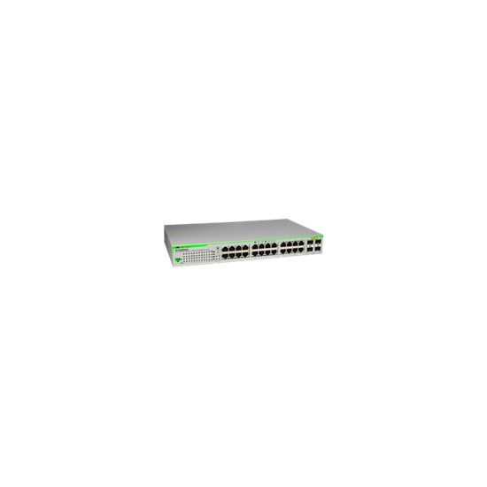 Allied Telesis AT GS950/24 WebSmart Switch