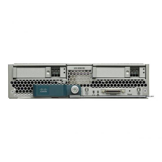 Cisco UCS B200 M3 Entry VDI SmartPlay Expansion Pack - Xeon E5-2680 2.7 GHz - 128 GB - 0 GB