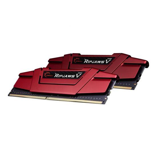 G.Skill Ripjaws V &#45 32GB: 2x16GB &#45 DDR4 &#45 2400MHz &#45 DIMM 288-PIN - CL15