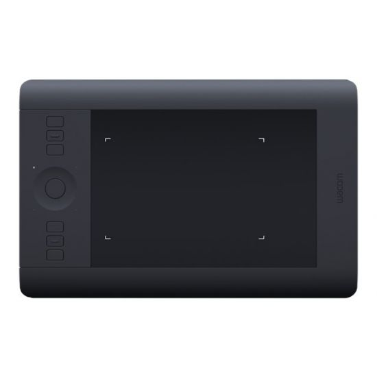 Wacom Intuos Pro Small - digitizer - USB - sort