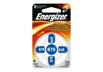 Energizer Hearing Aid 675 Zinc Air 4 Pack