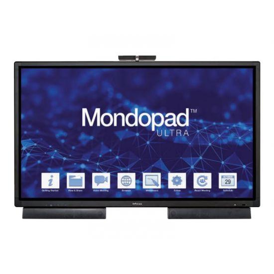 "InFocus Mondopad INF6521AG - alt-i-én - Core i7 4770T 2.5 GHz - 8 GB - 128 GB - LED 65"""