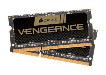Corsair Vengeance &#45 16GB: 2x8GB &#45 DDR3 &#45 1600MHz &#45 SO DIMM 204-PIN