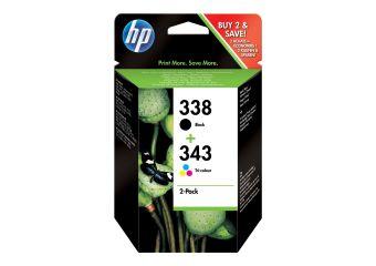 HP 338/343