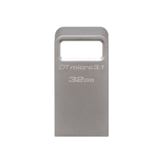 Kingston DataTraveler Micro 3.1 - USB flashdrive - 32 GB