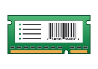 Lexmark Bar Code Card and Forms Card ROM (fonte)