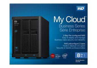 WD My Cloud PR2100 WDBBCL0080JBK