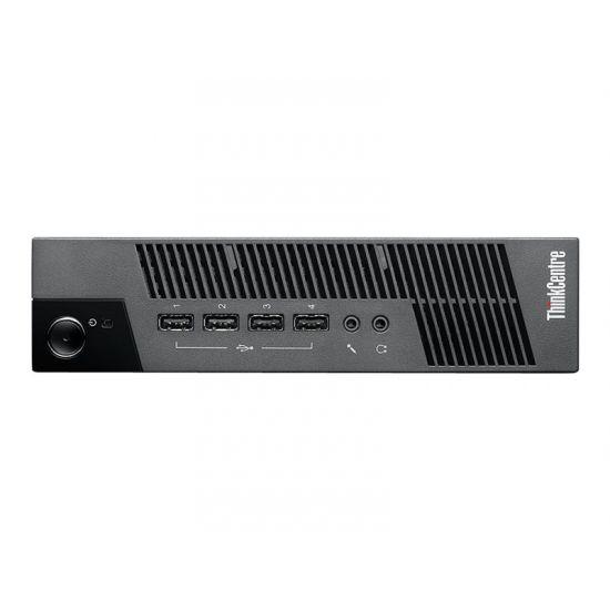 Lenovo ThinkCentre M32 - tiny - Celeron 847 1.1 GHz - 2 GB - 1 GB - Dansk