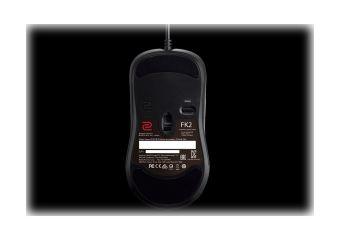 ZOWIE FK2 Gaming mus, optisk Avago ADNS-3310 Sensor