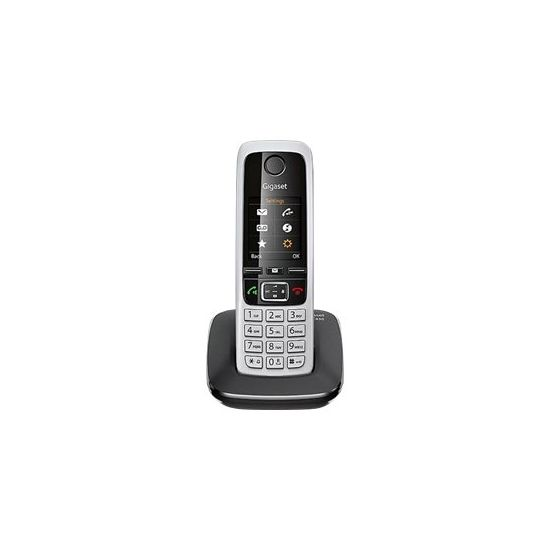 Gigaset C430 - trådløs telefon med opkalds-ID