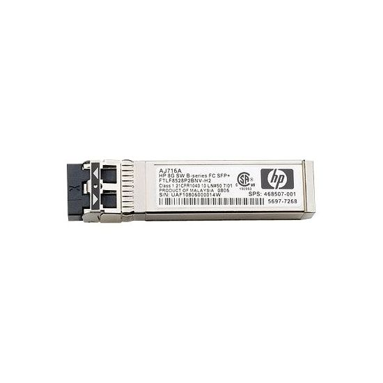 HPE B-Series - SFP+ transceiver modul - 16 Gb Fiberkanal (SW)
