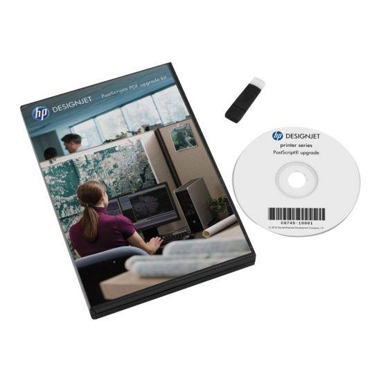 HP PostScript/PDF Upgrade Kit ROM (sidebeskrivelsessprog)