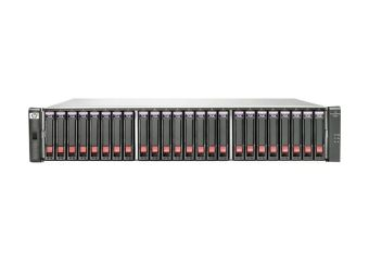HPE Modular Smart Array P2000 G3 FC MSA Dual Controller Virtualization SAN Starter Kit